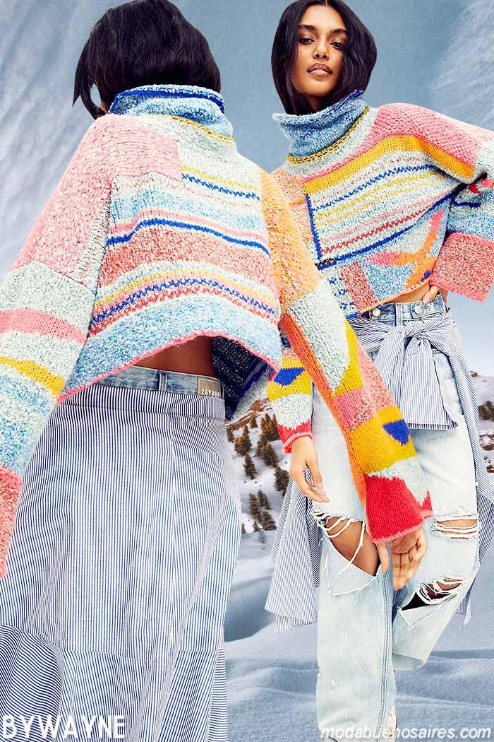 moda otoño invierno 2021 urbano