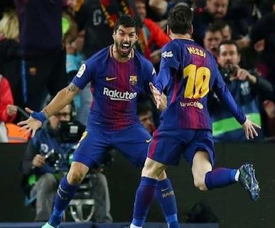 مباراة برشلونة وغرناطة ضمن مباريات  منافسات الجولة الخامسة من بطولة الدوري الإسباني