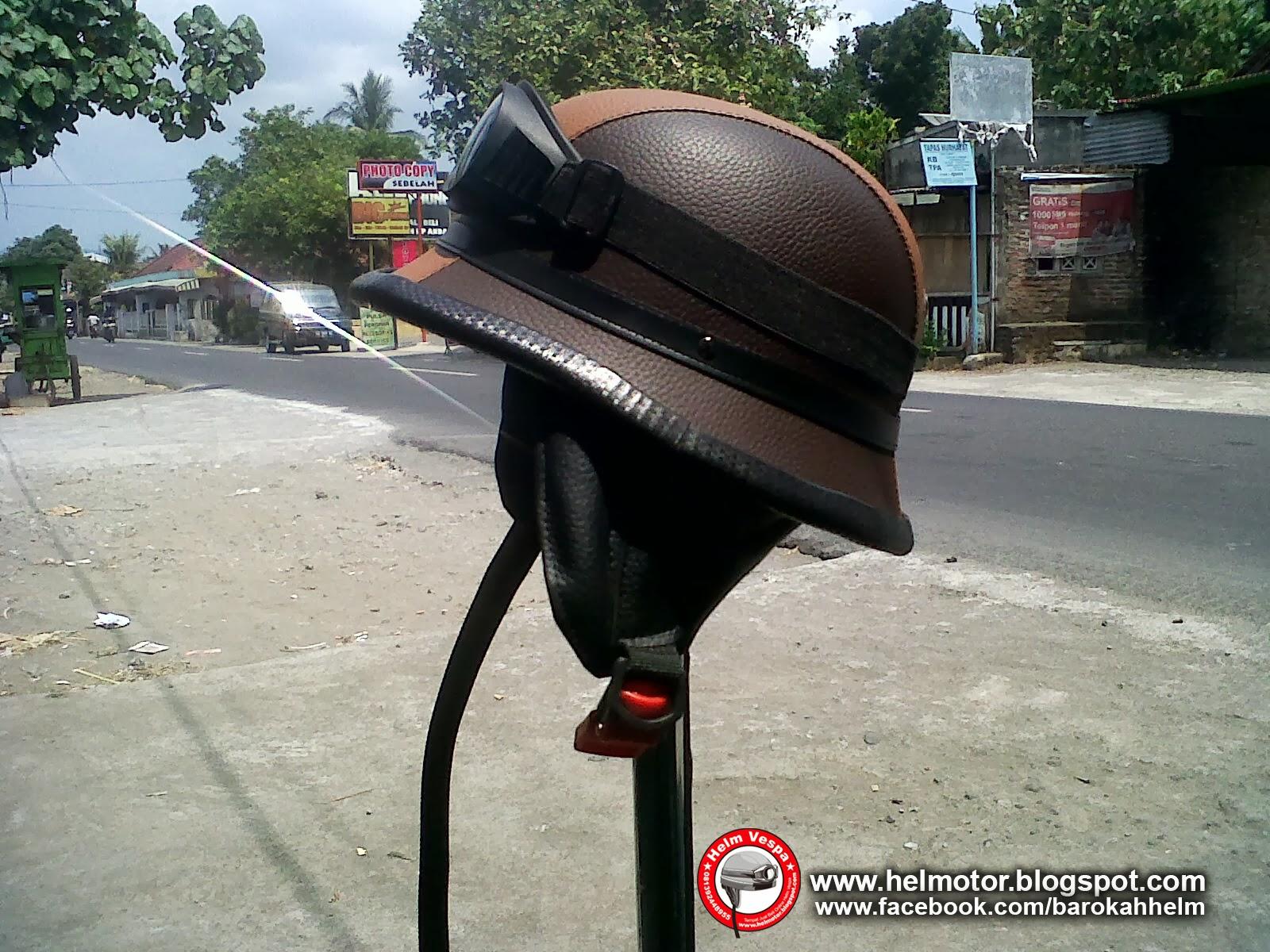 Helm Nazi CKTM  Helm Vespa