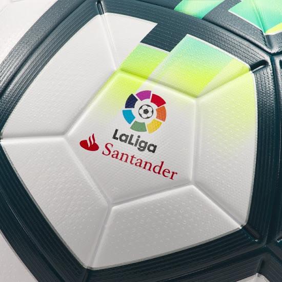 3aa5ec8f6 Nike La Liga 2017-18 Ball Released - Footy Headlines