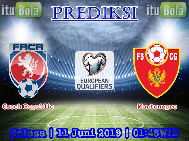 Prediksi Czech Republic vs Montenegro - ituBola
