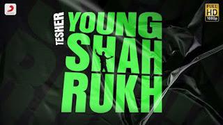 Young Shahrukh Lyrics Tesher