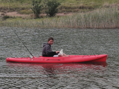 Makara Fishing at Qwantani Resort, Sterkfontein Dam