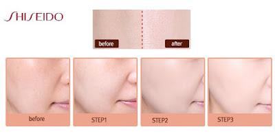 Hiệu quả mang lại khi sử dụng collagen shiseido pure white
