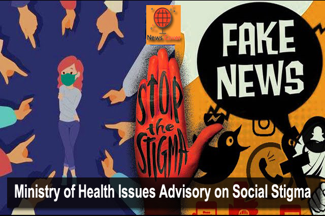 Ministry of Health Issues Advisory on Social Stigma
