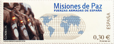 FUERZAS ARMADAS EN MISIÓN DE PAZ