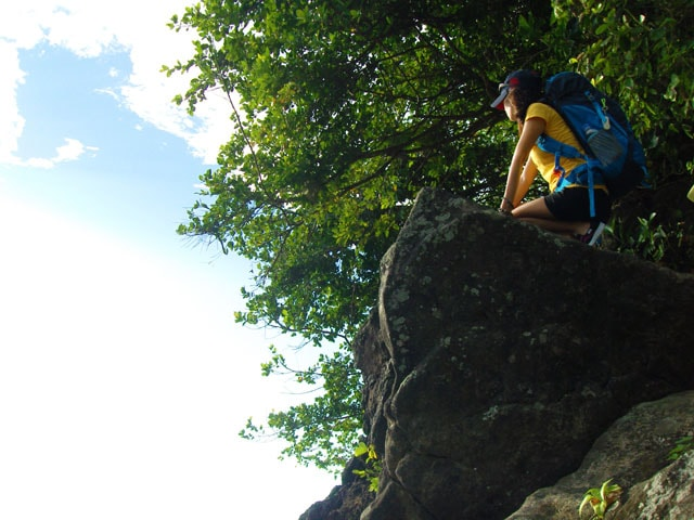 Rock Formation at Bugsukan