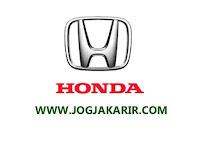 Lowongan Kerja Sleman Sales Area di Honda Anugerah Sejahtera