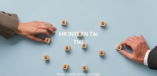 Recruitment Intern tại Tiki