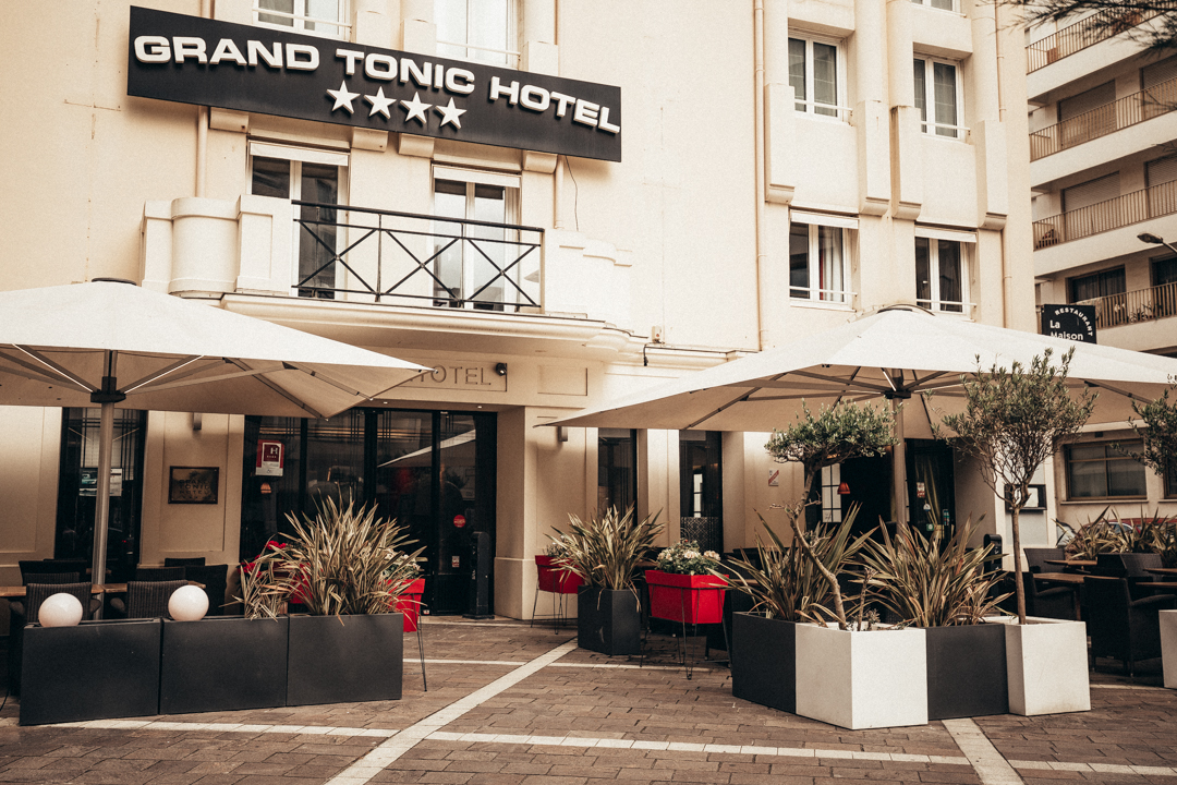 grand tonic hotel biarritz france review