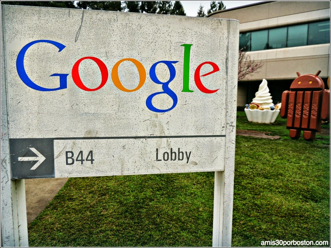 Ruta Tecnológica por San Francisco: Google