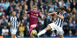 Manchester City vs West Brom Live Streaming online Today 31.1.2018 Premier League