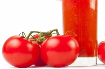 Manfaat Tomat Menghilangkan Bopeng Bekas Jerawat Alami