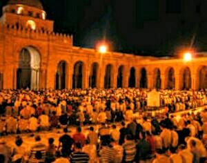 sejarah sholat sunnah tarawih