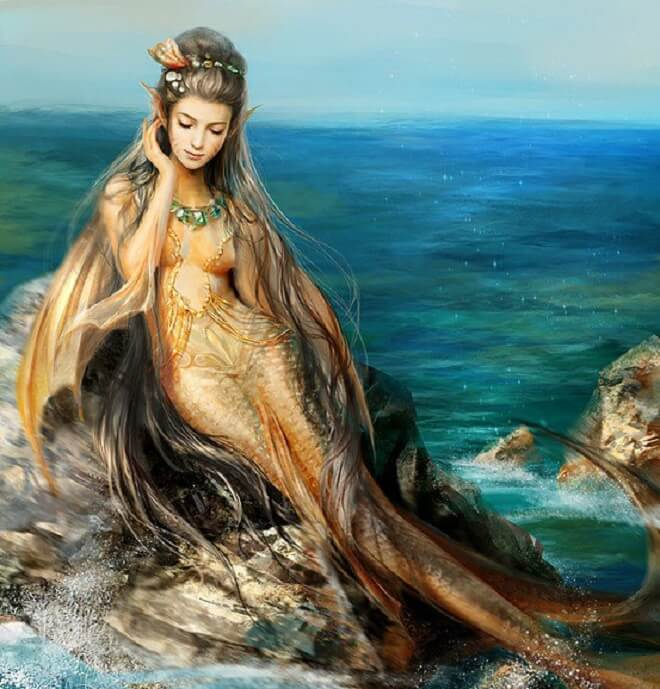 Legenda Dan Mitos Ikan Duyung
