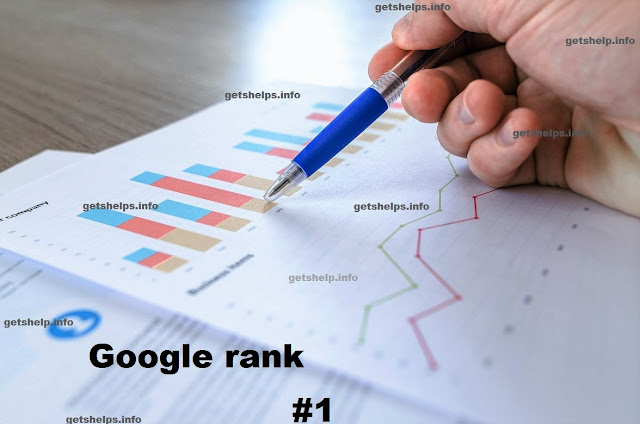Bring your blog site to the first page of Google search results.