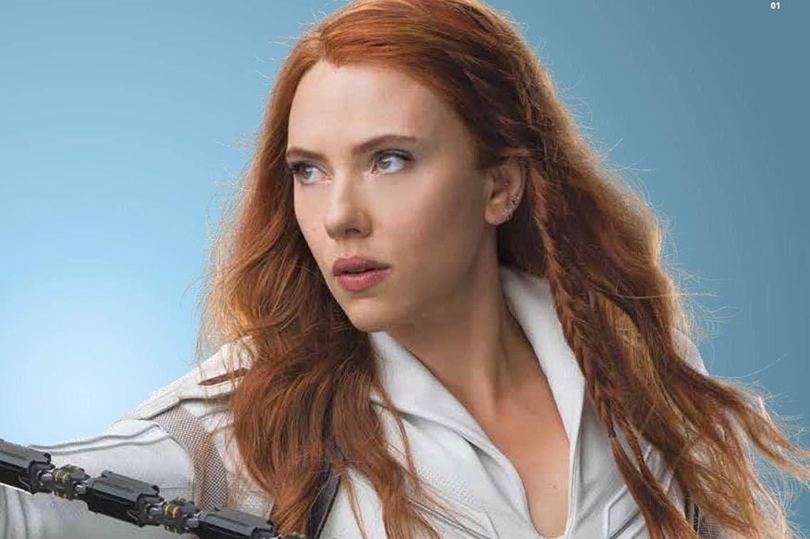 Black Widow : マーベルのスピンオフ映画「ブラック・ウィドウ」の初代のスカーレット・ジョハンソンと二代目のフローレンス・ピューのふたりのホワイト・ウィドウの新しい写真 ! !