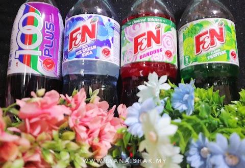 Variasikan Hidangan Minuman Berbuka dan Bersahur dengan Minuman F&N Life