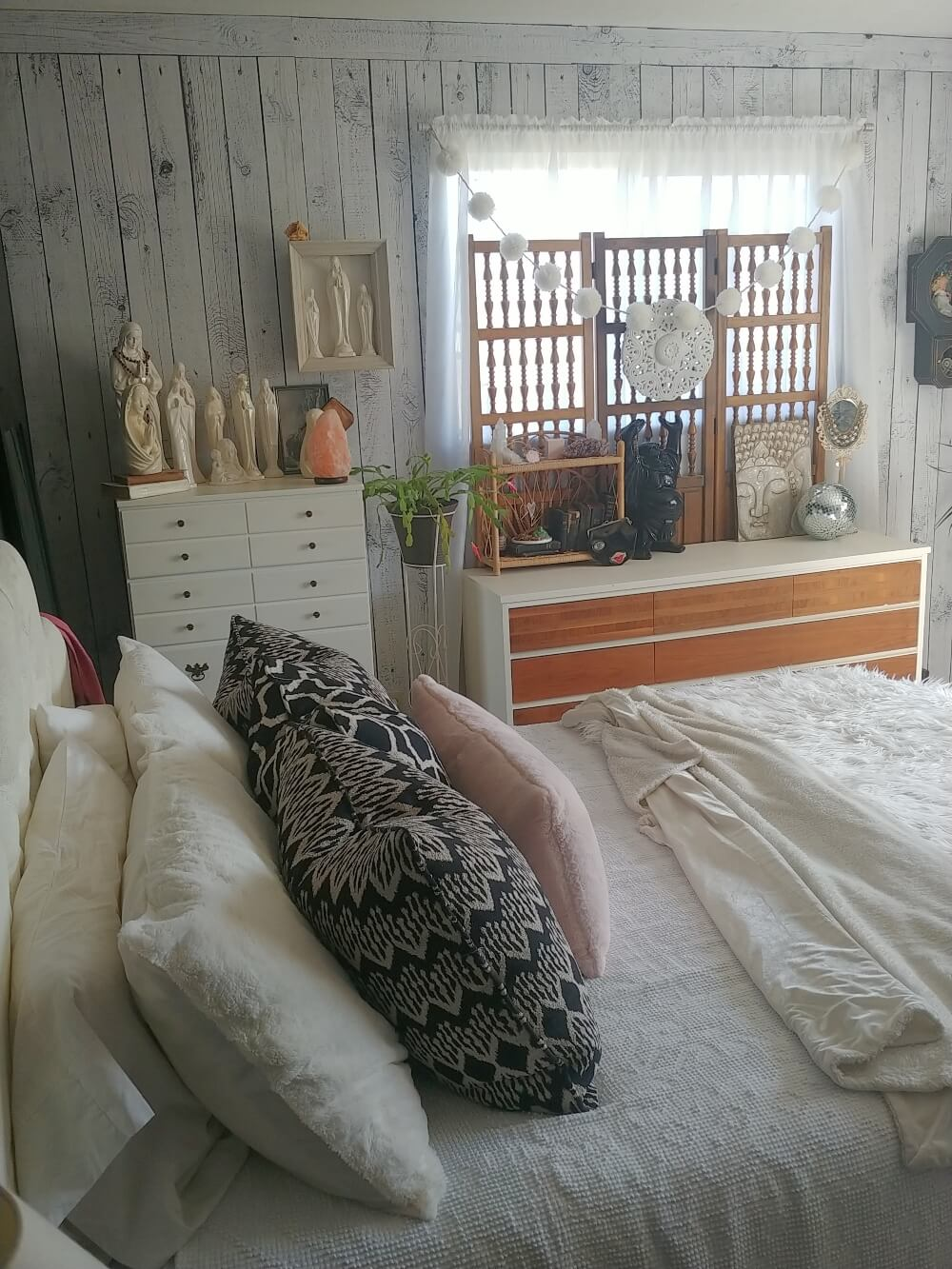 My Relaxing Boho Bedroom