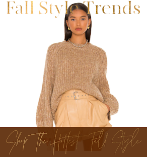 Discover the 7 hottest style trends for this fall. Plus Tips For How to wear them and where to shop.