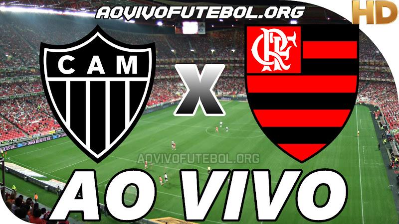 Atlético Mineiro x Flamengo Ao Vivo na TV HD