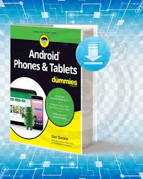 Download Android Phones & Tablets For Dummies pdf.