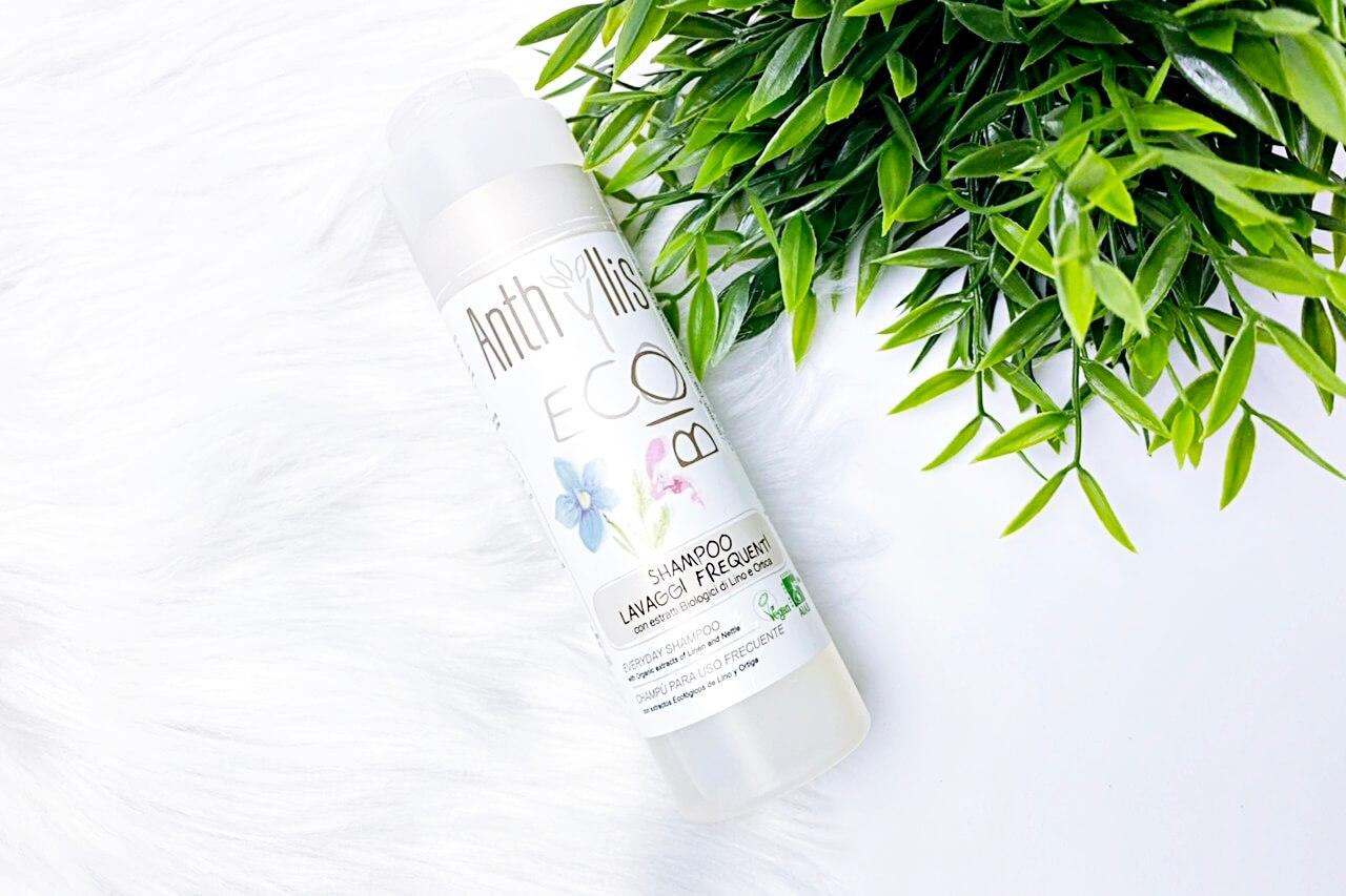 Naturalny szampon do włosów ANTHYLLIS do częstego mycia