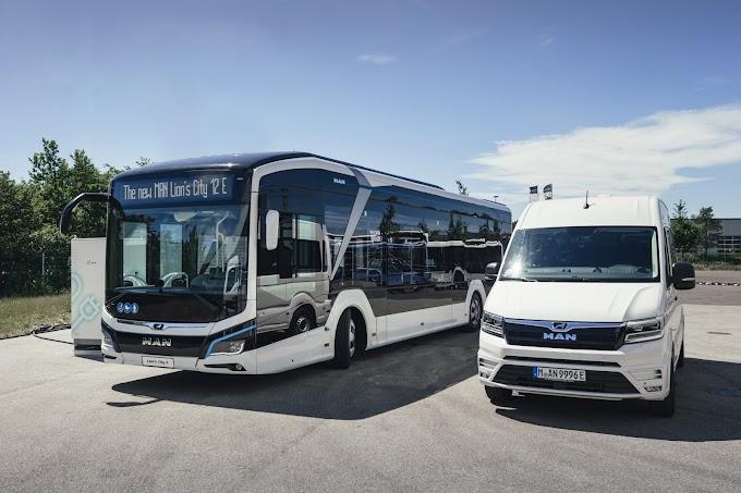 ElekBu 2020: MAN Truck & Bus presentará soluciones de movilidad electrónica para el transporte público