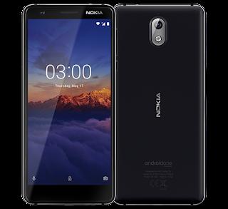 Cara Hard Reset Nokia 3.1