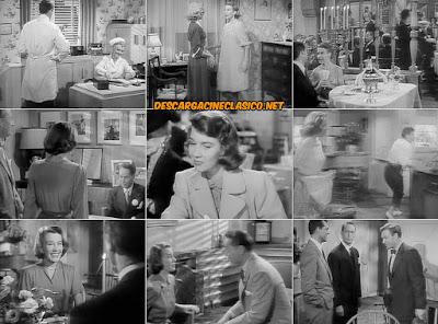 En busca de marido (1948) Every Girl Should Be Married - Capturas en blanco y negro