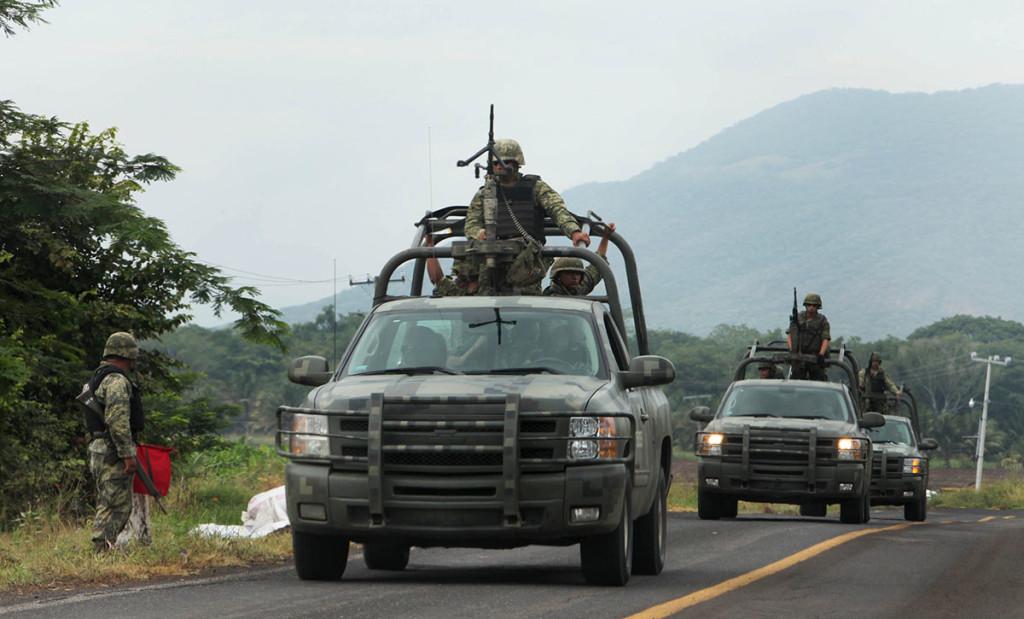 Enfrentamiento entre Ejército y criminales deja un muerto, dos heridos y dos detenidos en Michoacán