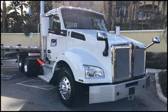 BMC Kenworth Truck