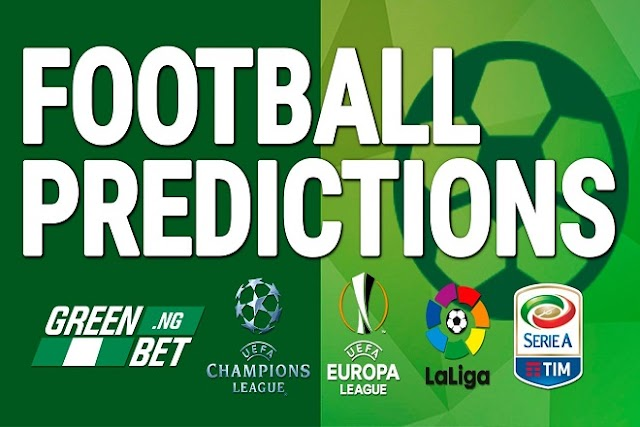 Sports betting – Football Predictions (Sponsored)