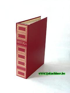 Classeur Historia, numéro 529 au 534 de l'année 1991