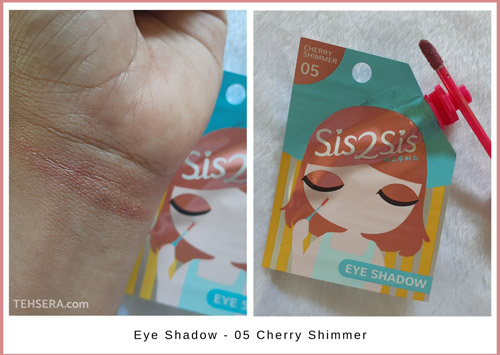 sis2sis eye shadow