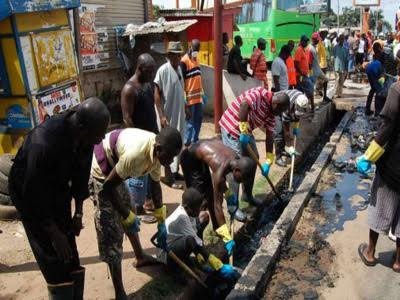 Lagos State Govt Cancels Tomorrow's Environmental Sanitation Due To JAMB/UTME