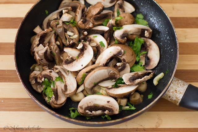 champignon trifolati ricetta