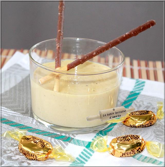 La Table Lorraine Damelie Crème Au Caramel Werthers Au Thermomix