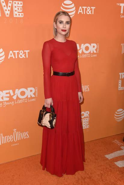 Emma Roberts Unseen Public Beautiful Photos
