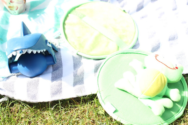 Spiele fuer draussen Picknickideen Sommerkueche draussen mit Kindern Jules kleines Freudenhaus