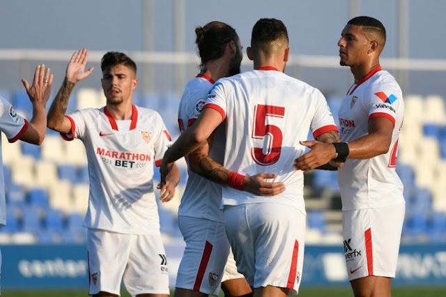 Dorsales Sevilla FC 2020-2021 LaLiga
