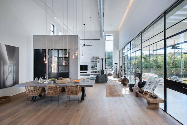 vosgesparis: A huge loft designed by Israelian architects Neumann Hayner
