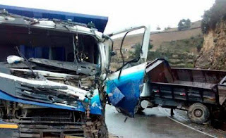 Al menos 21 muertos y 30 heridos en un accidente de tránsito en Haití
