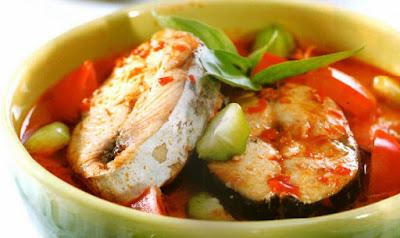 Gambar Resep Ikan Asin Mantab Pedasnya Asli Lezat