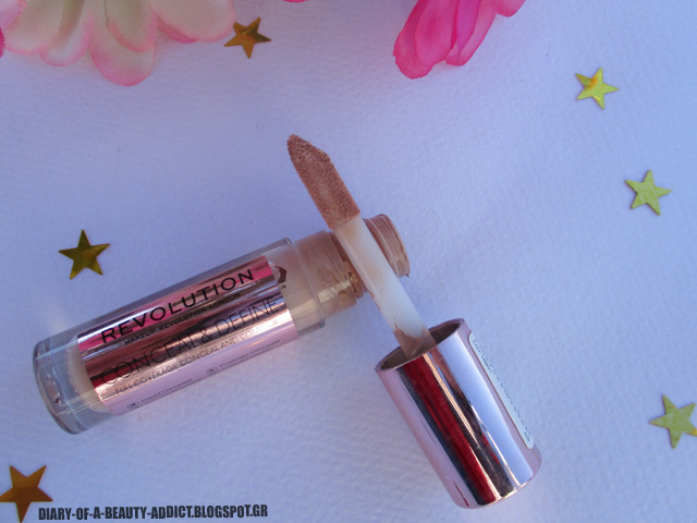 Makeup Revolution Conceal & Define Concealer C5