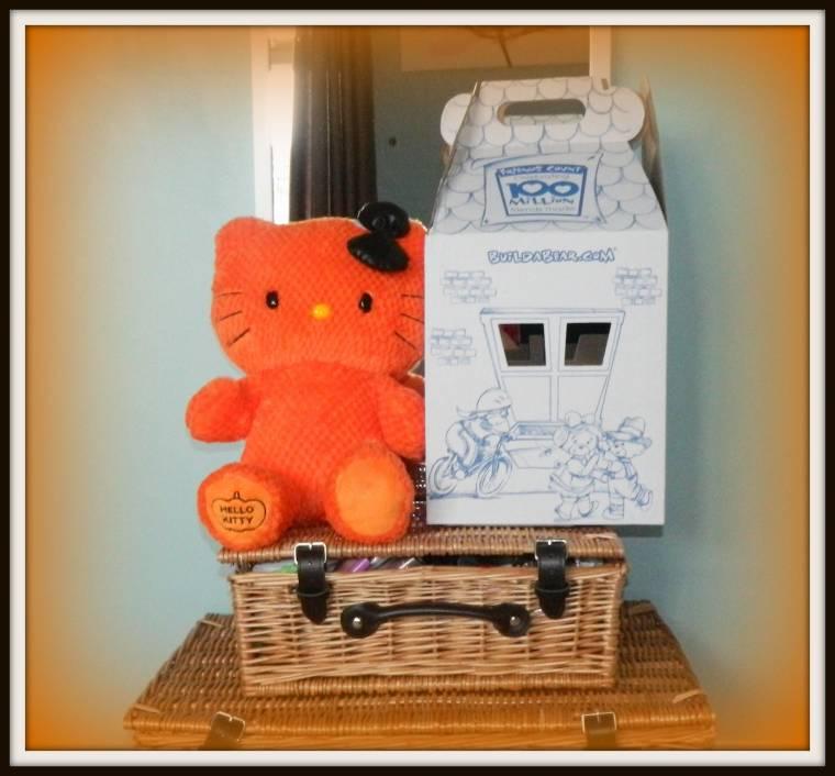 Spooky Halloween Hello Kitty From Build-A-Bear Workshop