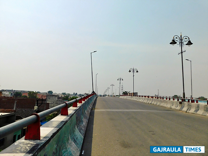 gajraula-lockdown-pics