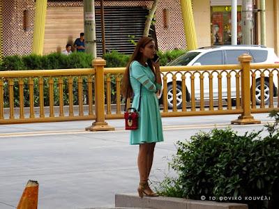 Κίνα, στο δρόμο του μεταξιού... Οι γυναίκες της βορειοδυτικής Κίνας / China, on the Silk Road