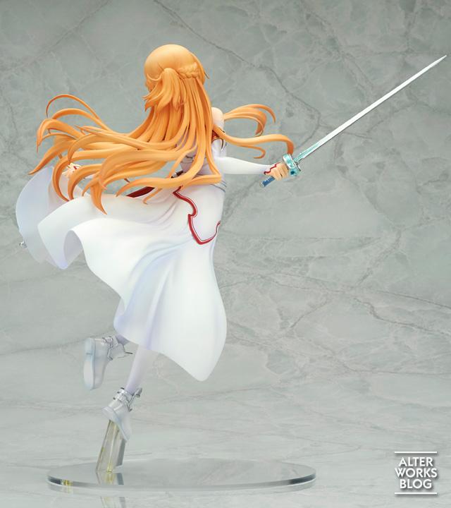 """Figuras: Asuna Yuuki de """"Sword Art Online The Movie: Ordinal Scale"""" - Alter"""