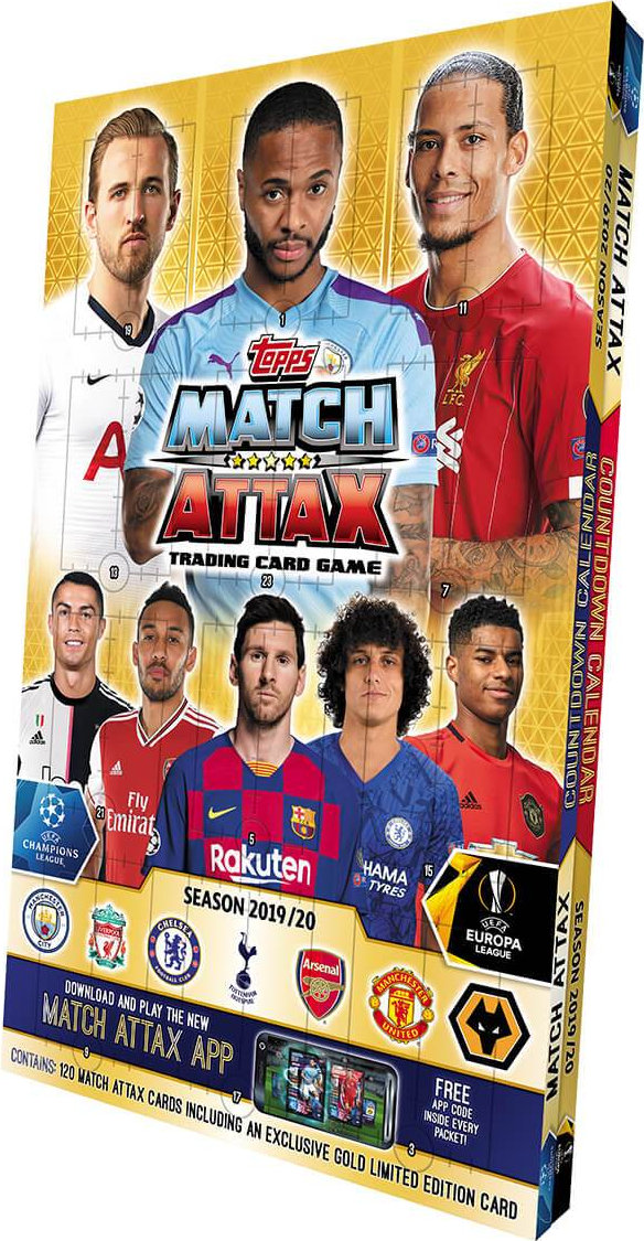 Galatasaray 2 base Match Attax Ligue des Champions 19//20 Extra